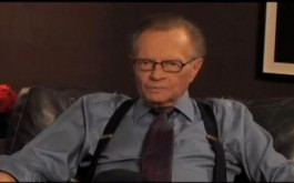 Dr Pratt on Larry King
